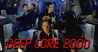 "The cast of ""Deep Core 2000"""