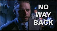 "Russel Crowe stars in ""No Way Back"""